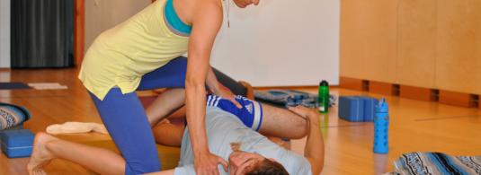 Deep Healing Stretch: Yin Yoga