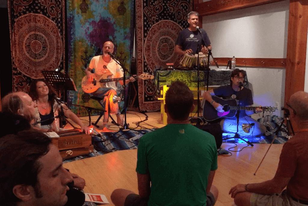Pilgrimage of the Heart Kirtan Band