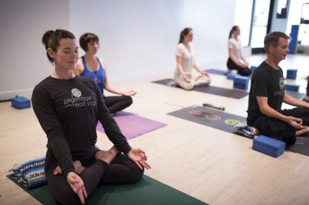 Yoga Signup
