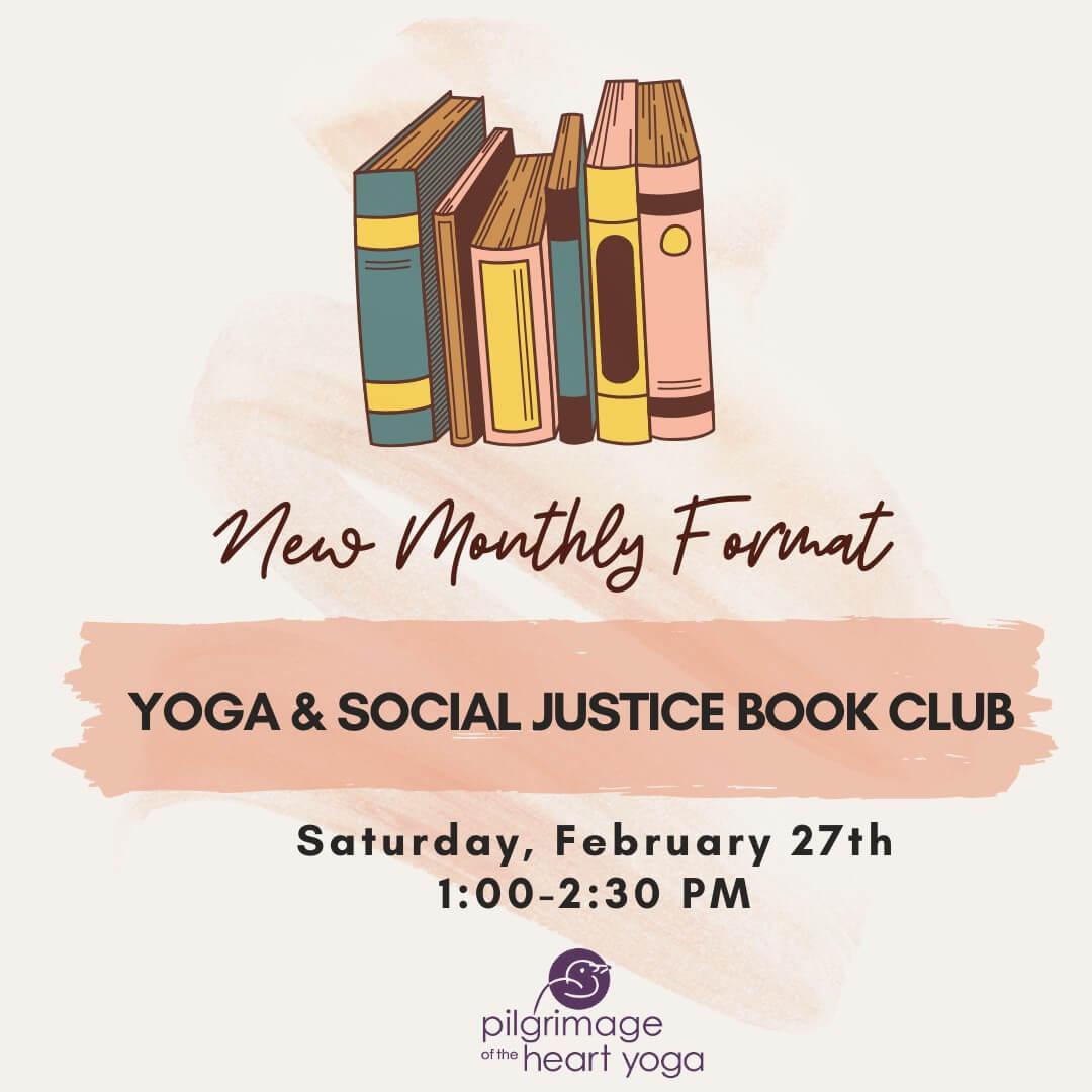 Yoga & Social Justice Book Club