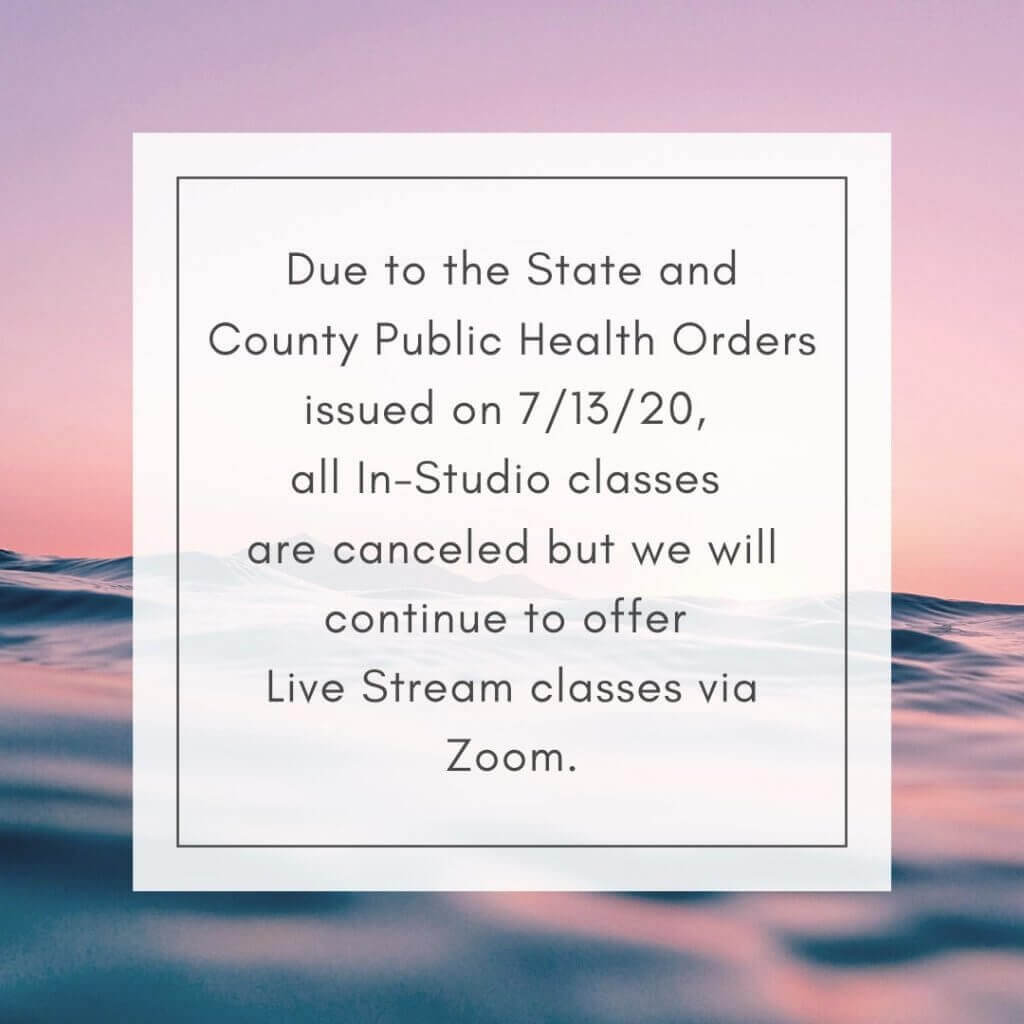 County Health Order